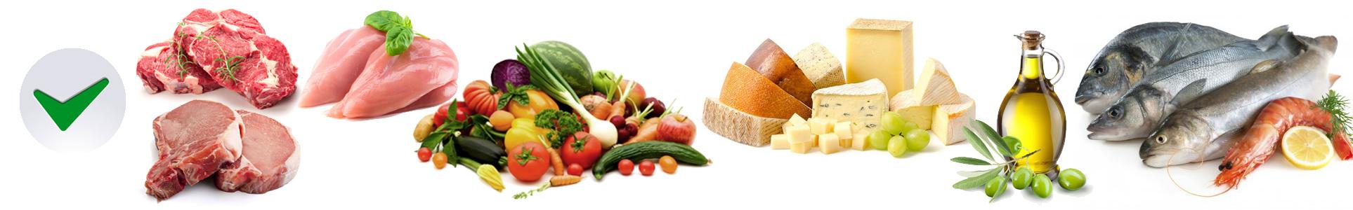 dieta Ketos | cibi consigliati